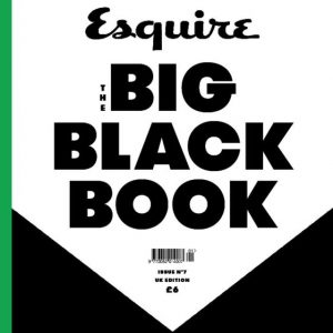 Esquire Big Black Bk Uk